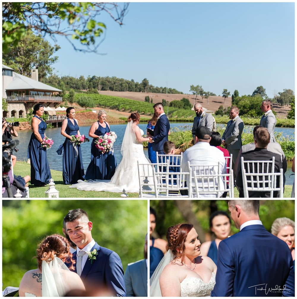 Millbrook Winery Wedding Ceremony