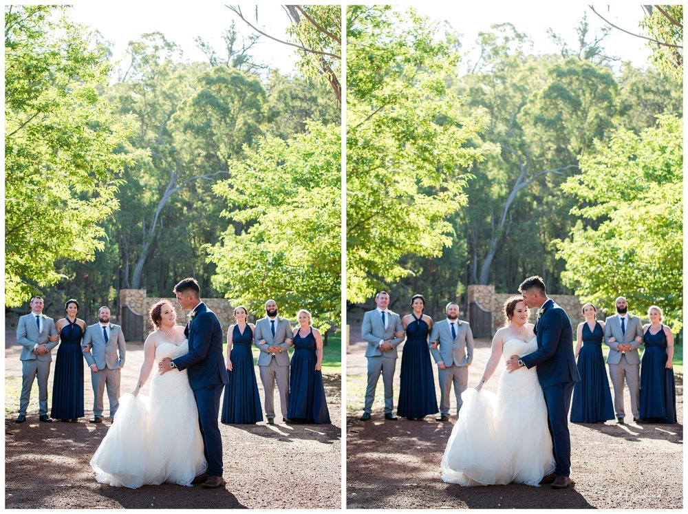 Millbrook Winery Wedding Photo