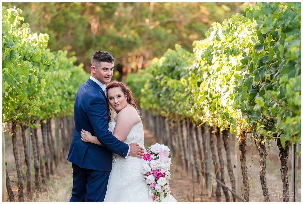 Millbrook Winery Bride & Groom