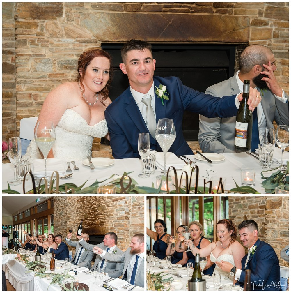 Millbrook Winery Wedding Reception