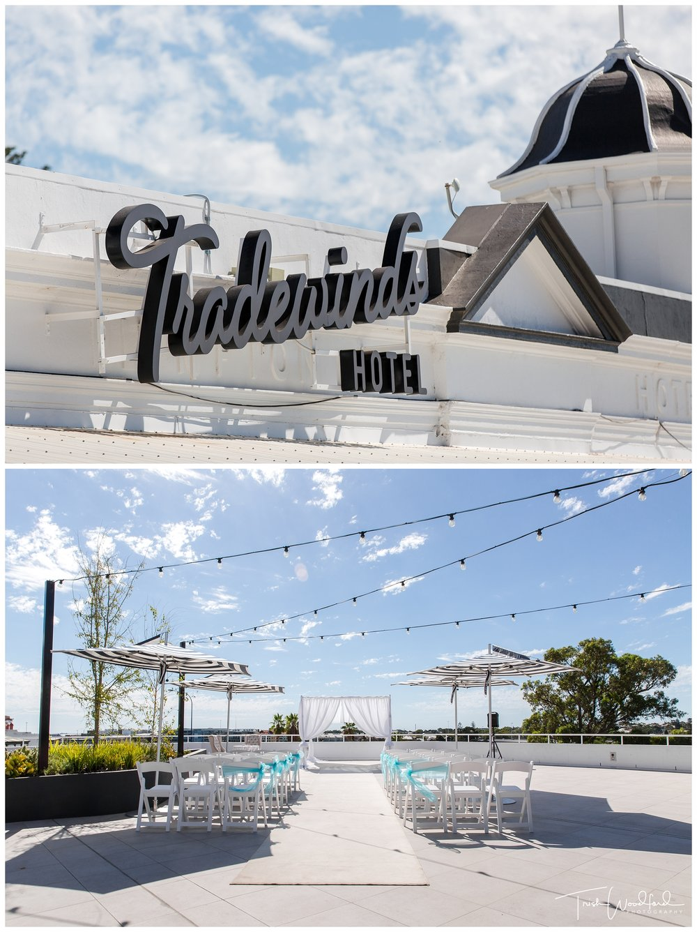 Tradewinds Hotel Wedding East Fremantle