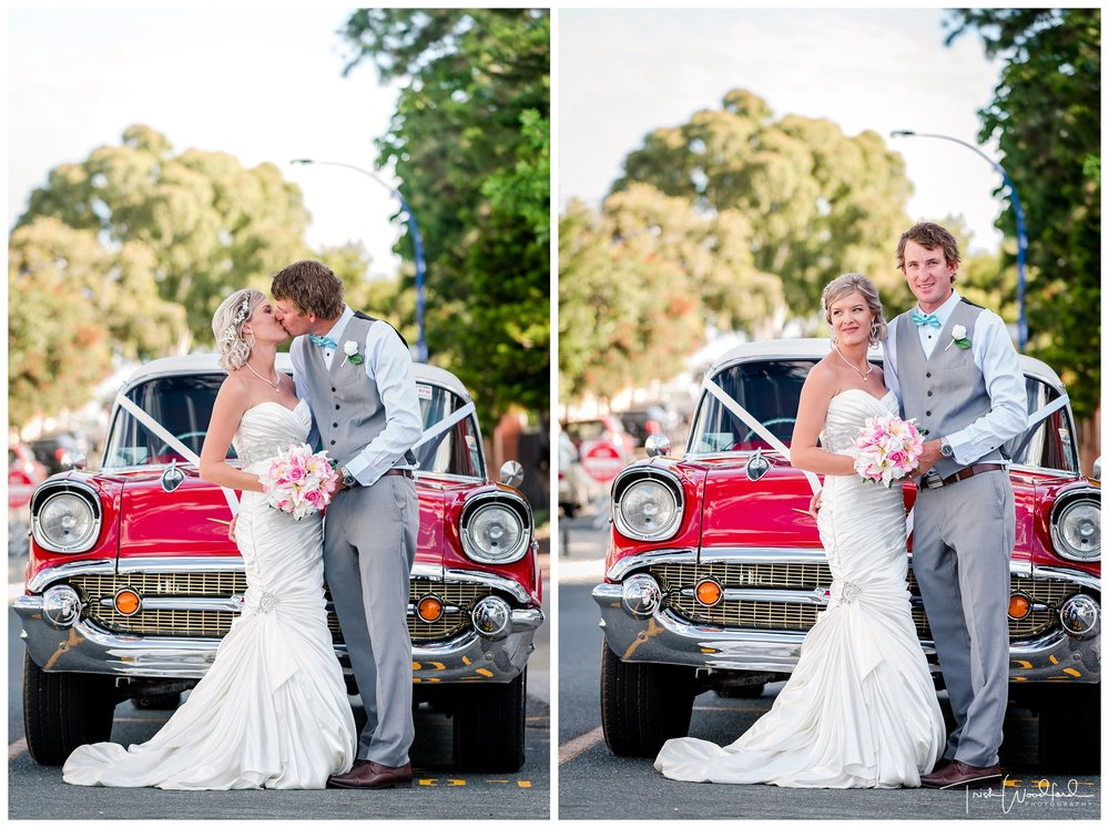 Tradewinds East Fremantle Wedding