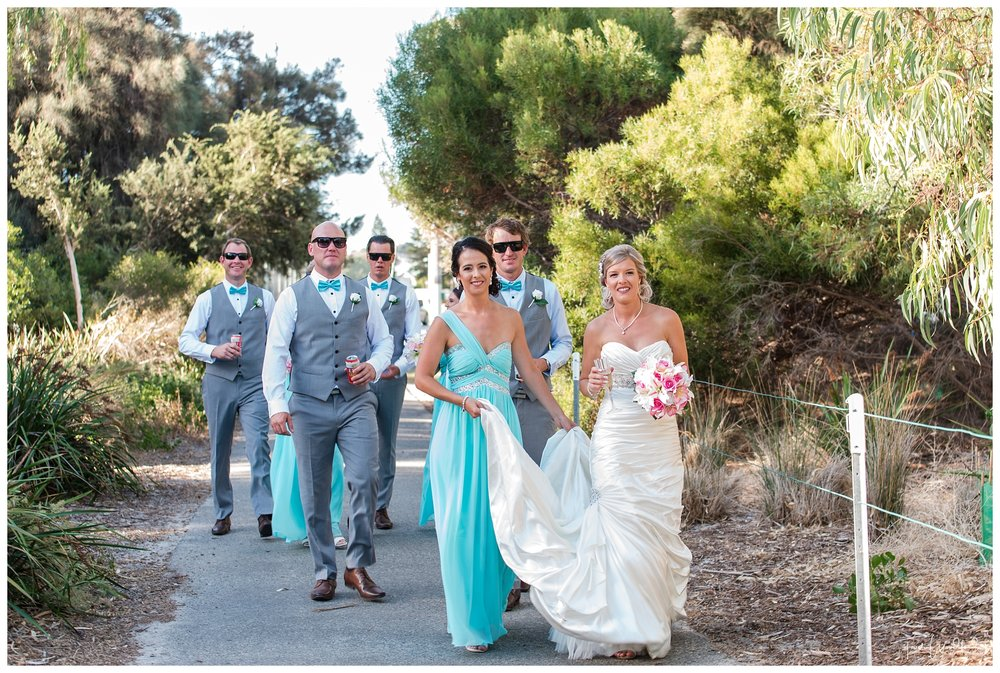 East Fremantle Wedding