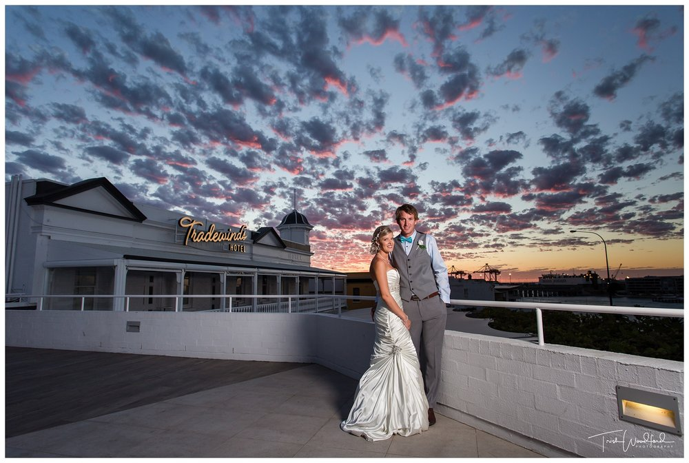 Tradewinds Wedding East Fremantle