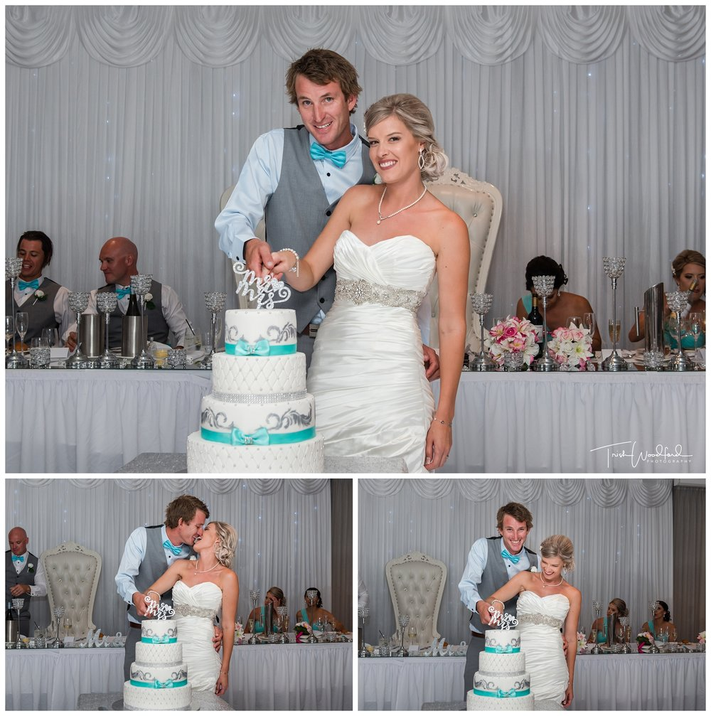 Tradewinds Hotel Wedding Reception