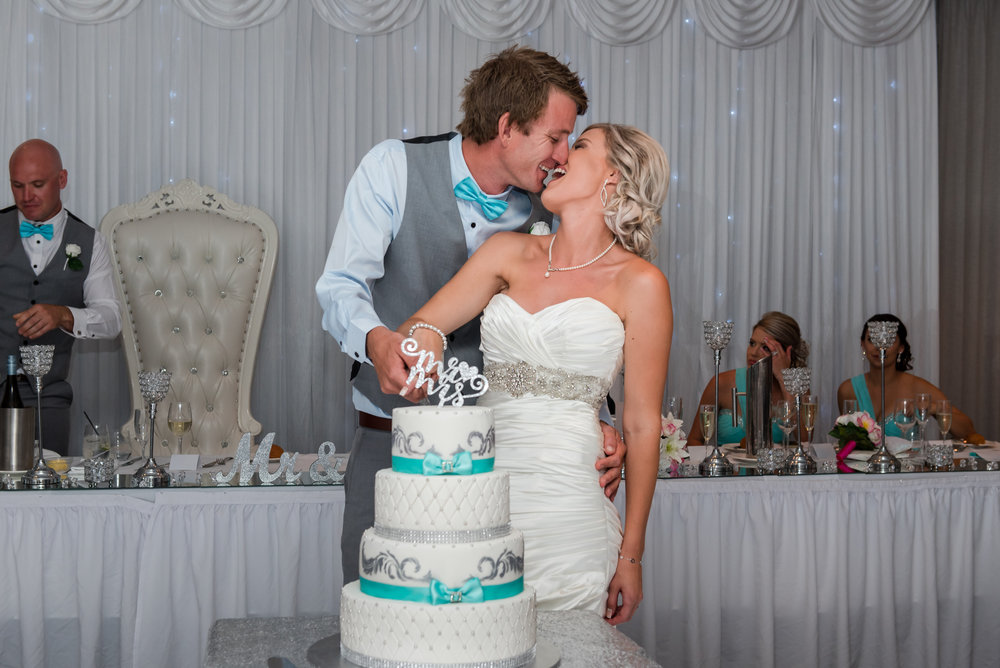 Wedding Cake Tradewinds Hotel