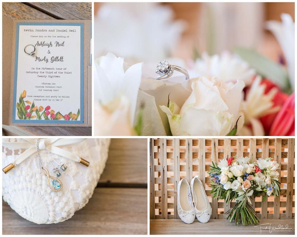 Perth Bridal Details