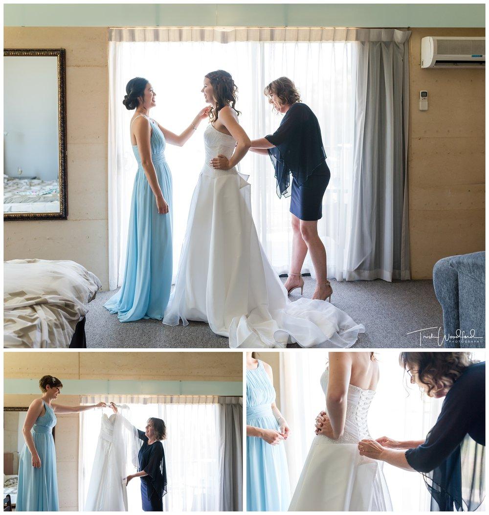Yanchep Wedding Bride & Bridesmaids