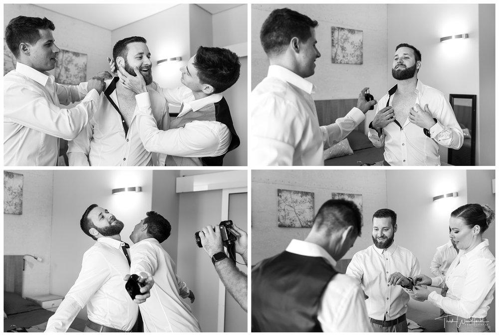 Yanchep Wedding Groom & Groomsmen