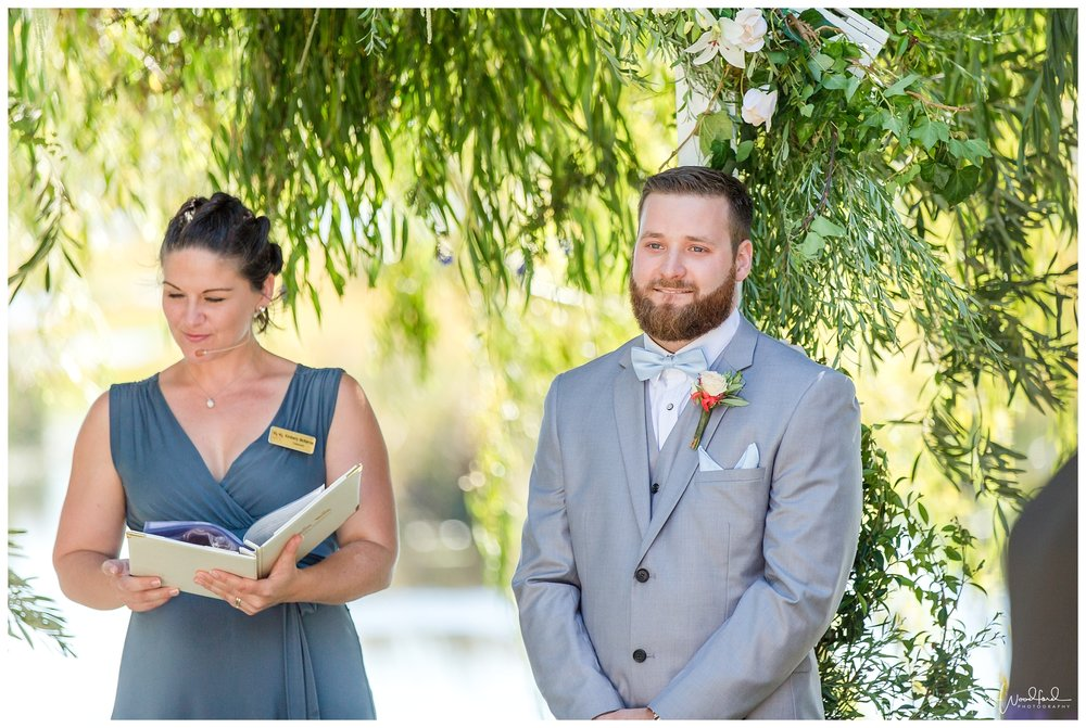 Yanchep Wedding Ceremony
