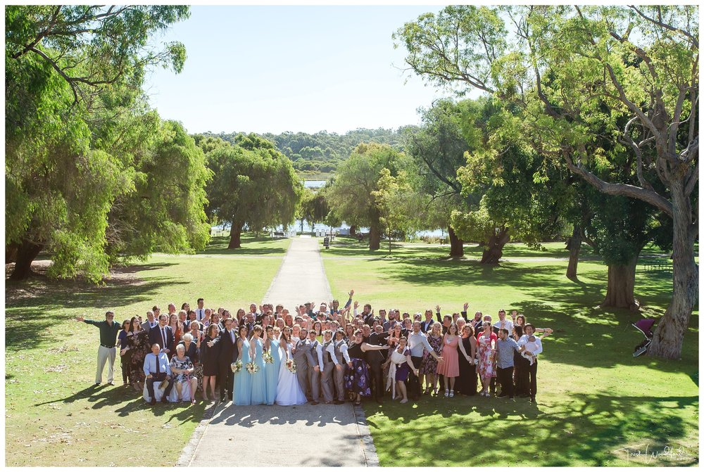 Yanchep Wedding