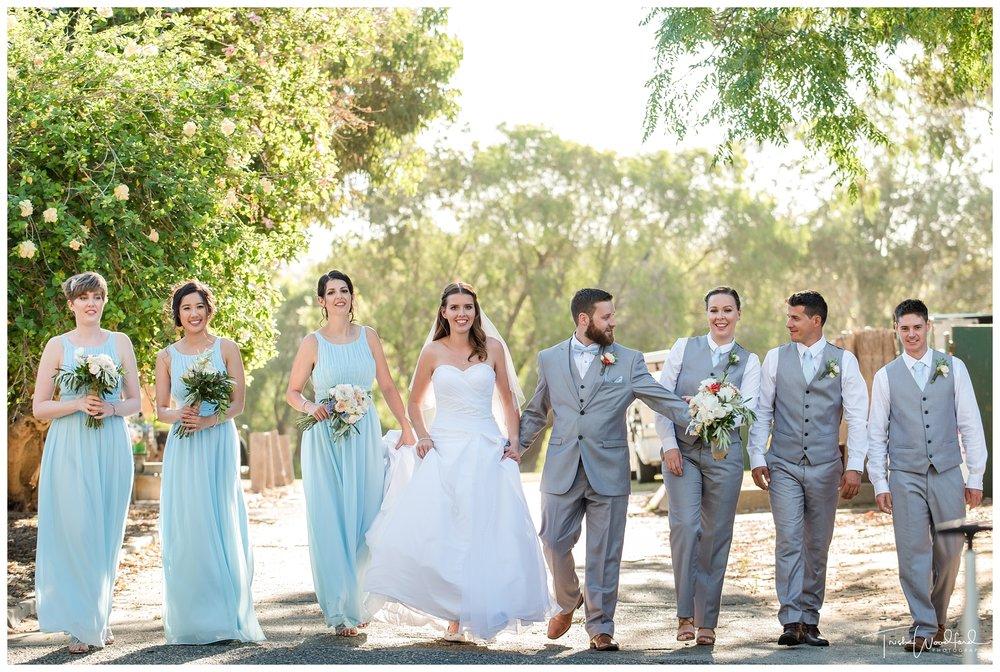Yanchep Wedding Bridal Party