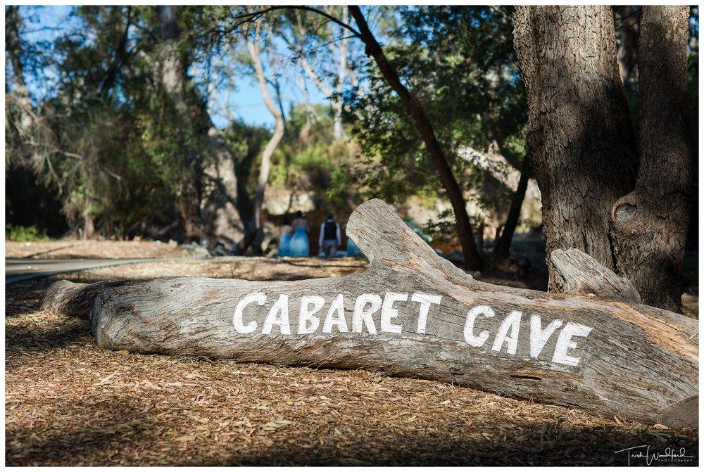 Yanchep Wedding Cabaret Cave