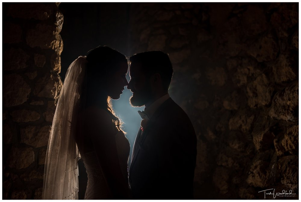 Cabaret Cave Bride & Groom