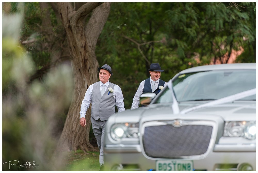 Mandurah Golf Club Wedding