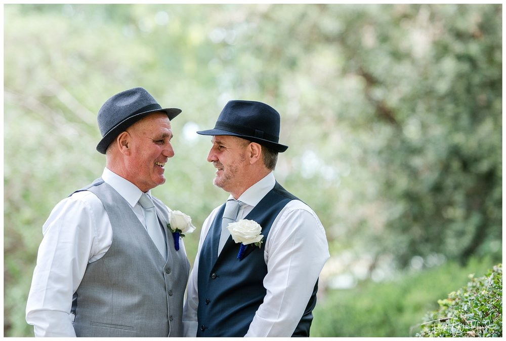 Perth Groom & Groom Portrait