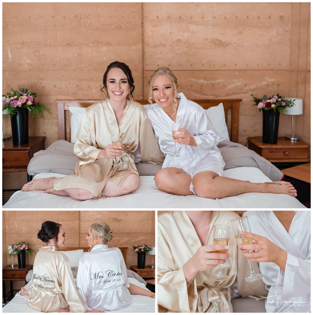Perth Bride & Bridesmaid Robes