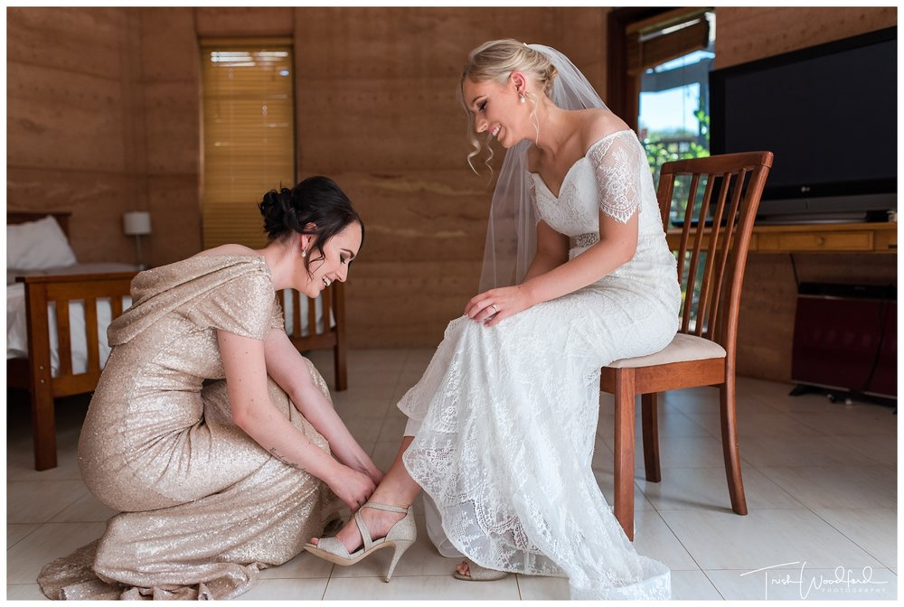 Perth Bride & Bridesmaid