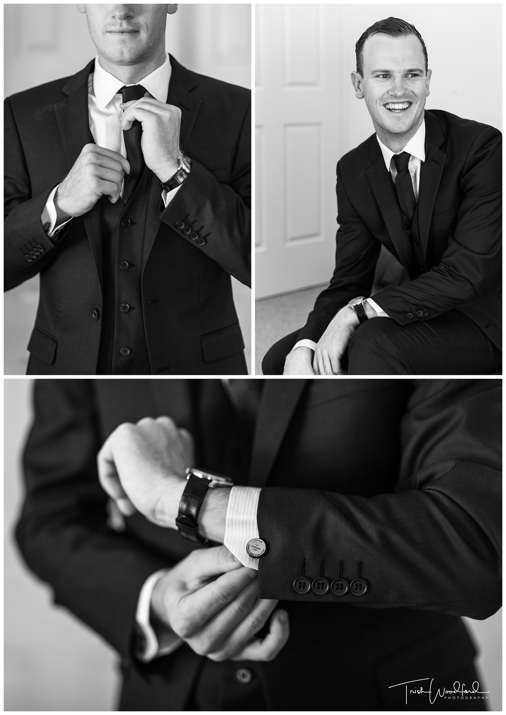 Perth Wedding Groom Portrait