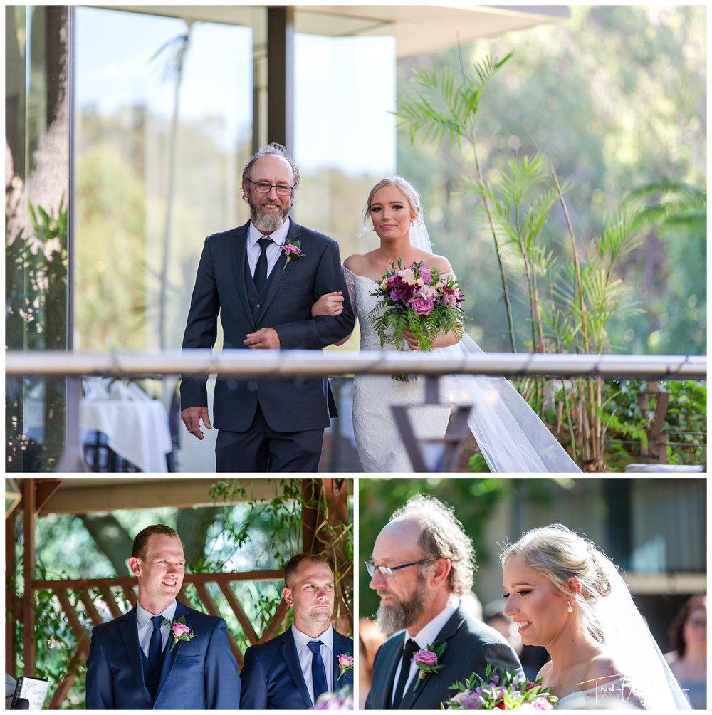 Araluen Golf Resort Wedding Ceremony