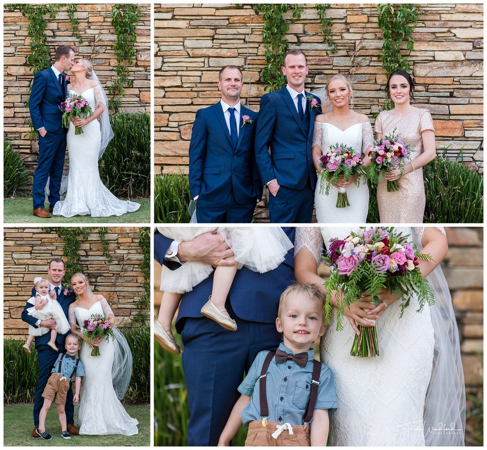 Araluen Golf Resort Wedding