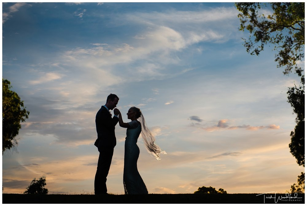Bride & Groom Araluen Wedding