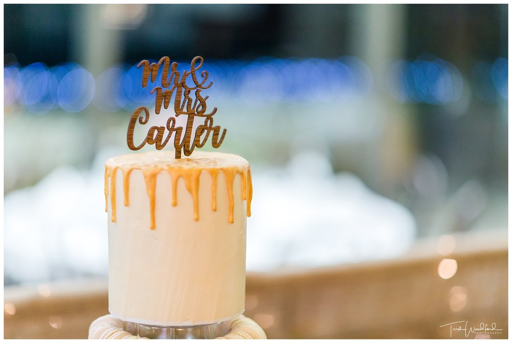 Araluen Golf Resort Wedding Cake