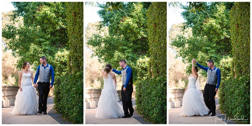 Caversham House Bride & Groom