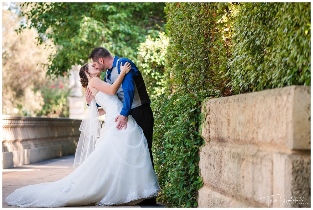 Caversham House Bride and Groom