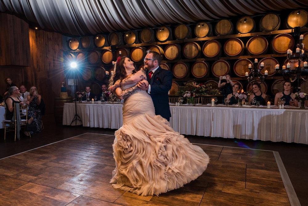 Bridal Dance Sandalford Winery