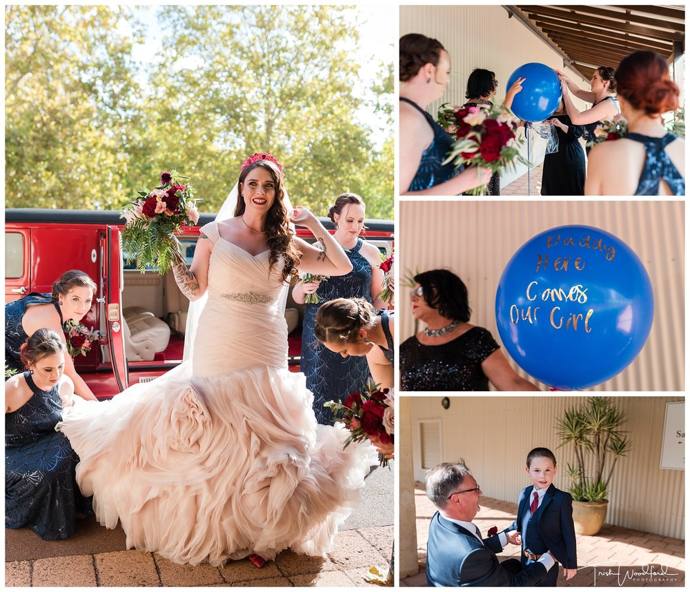 Sandalford Swan Valley Wedding