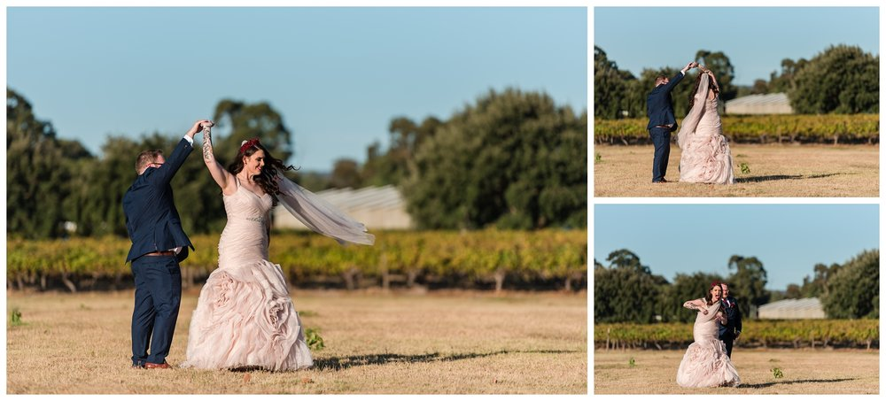 Sandalford Wedding Swan Valley