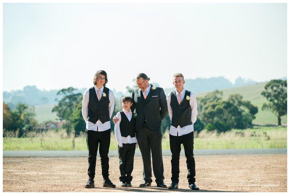 St Aidans Wedding Dardanup