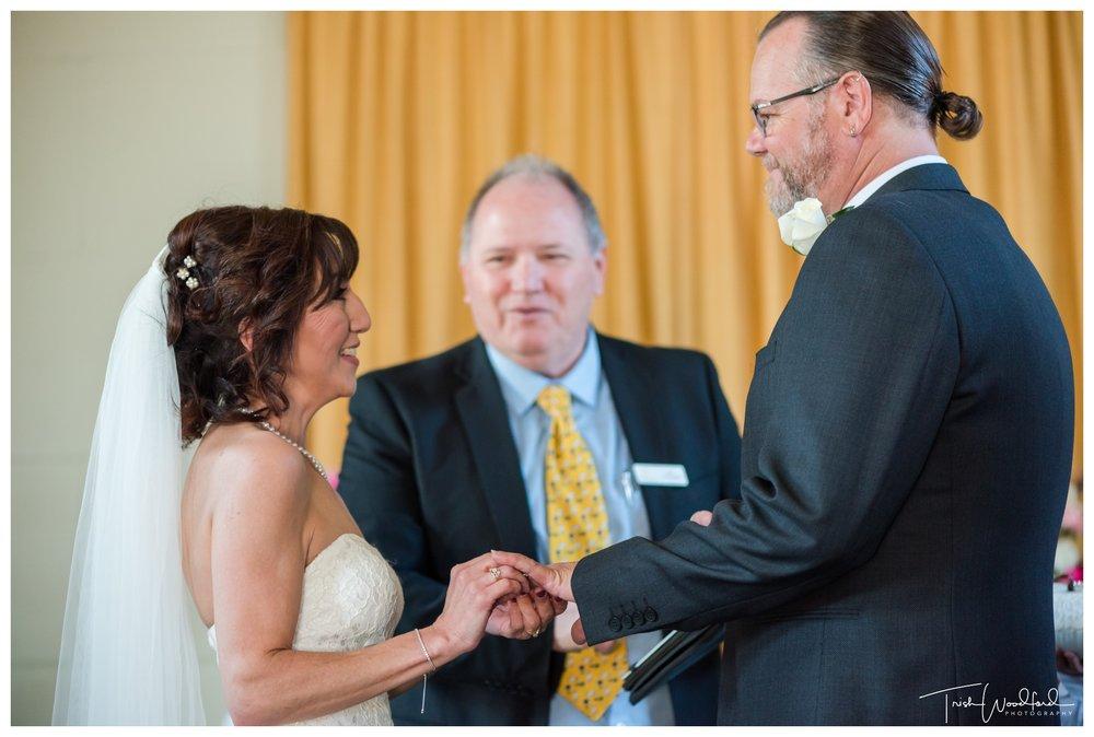 St Aidans Church Wedding Ceremony