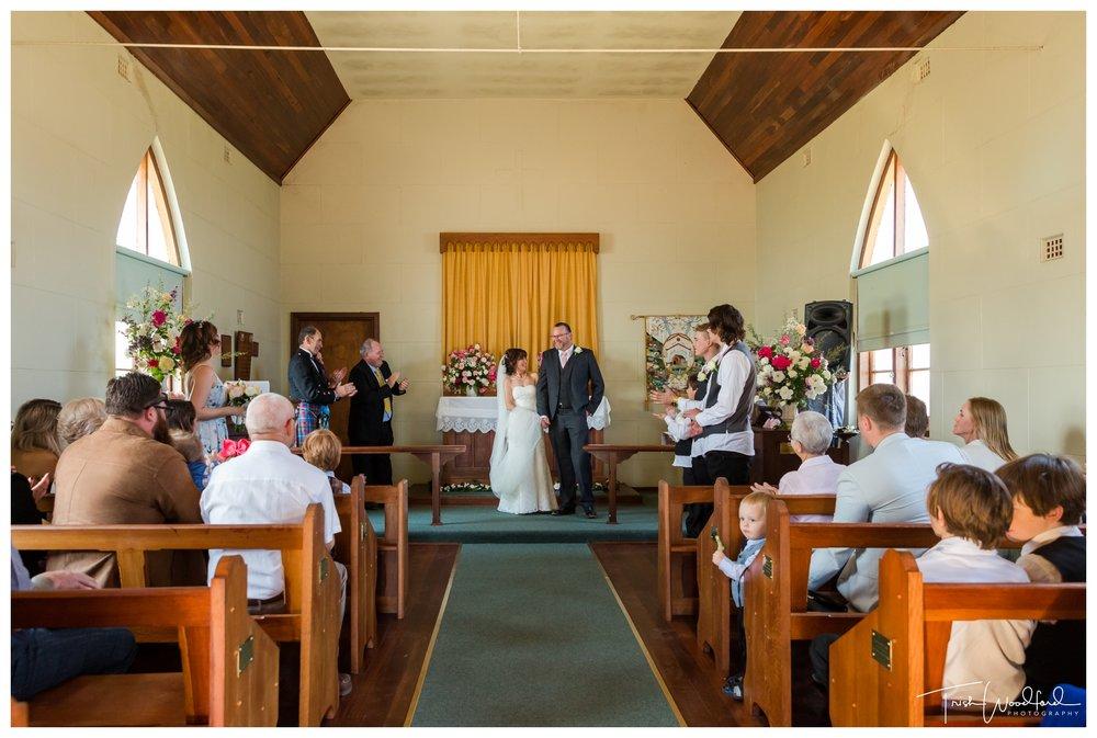 St Aidans Church Ceremony