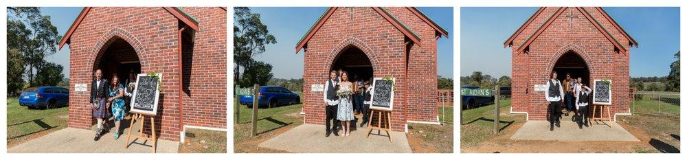 St Aidans Church Wedding