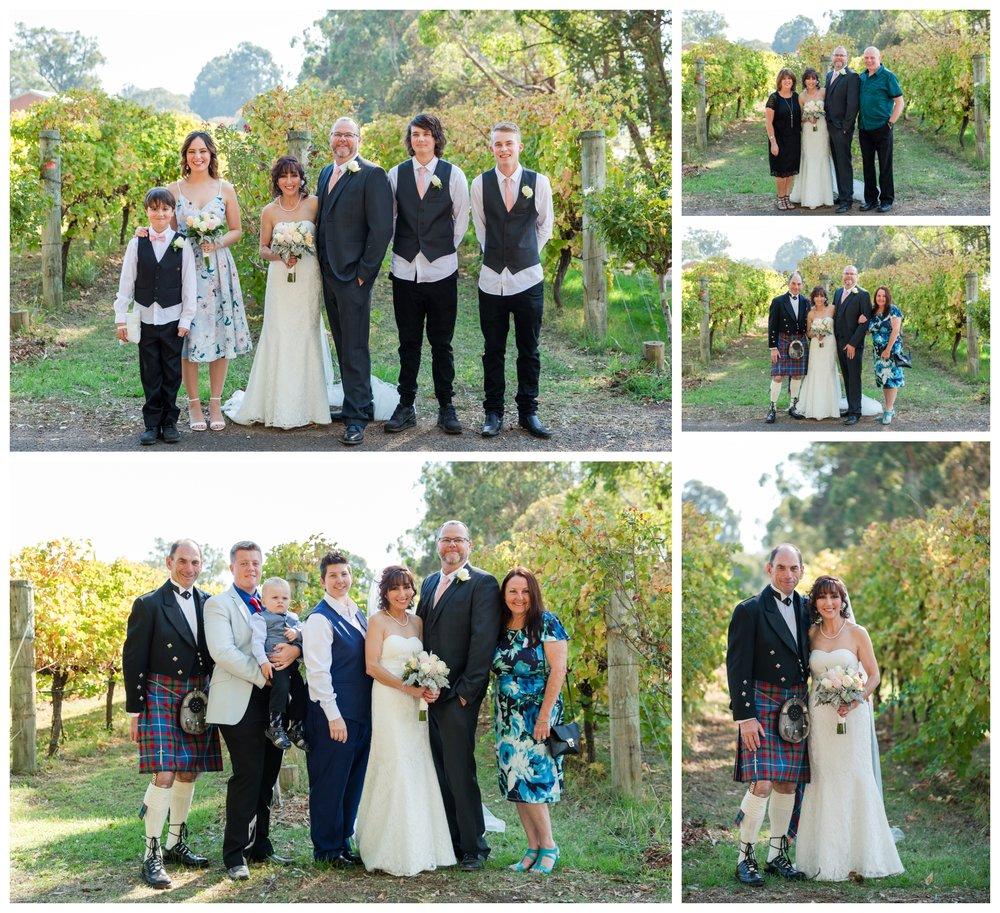 St Aidans Winery Wedding