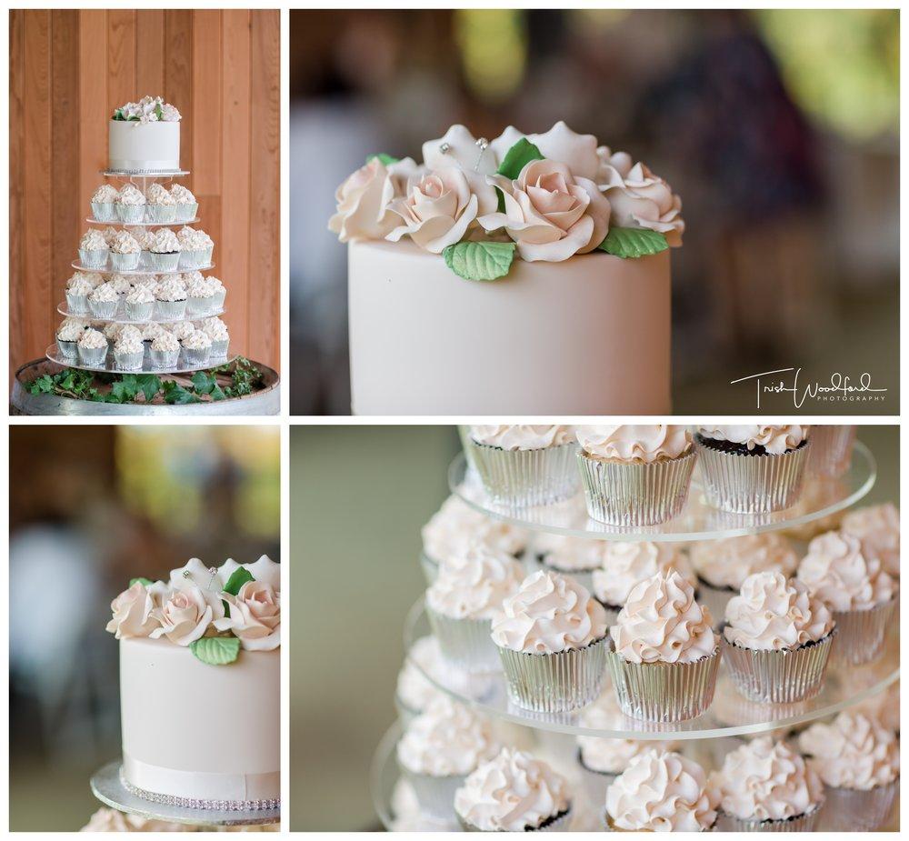 St Aidans Wedding Cake Cutting