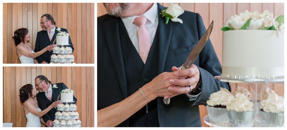 St Aidans Winery Wedding Reception