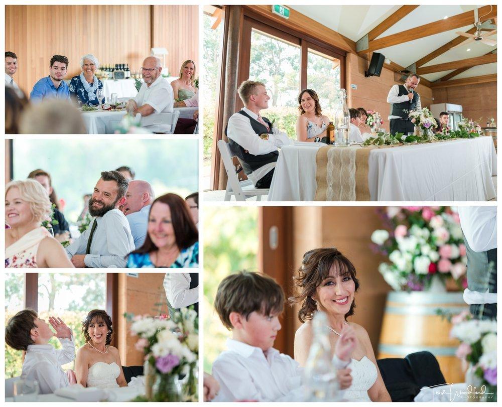 St Aidans Wedding Reception Speech