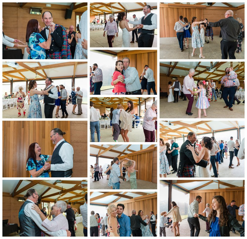 St Aidans Wedding Reception
