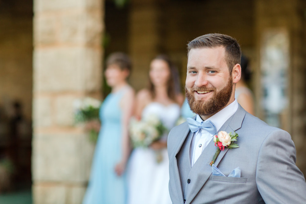 Groom Portrait Yanchep Wedding