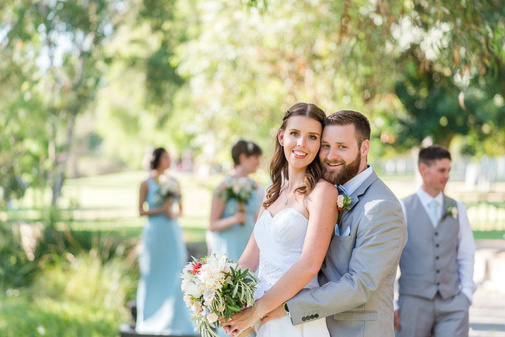 Bride and Groom Yanchep National Park