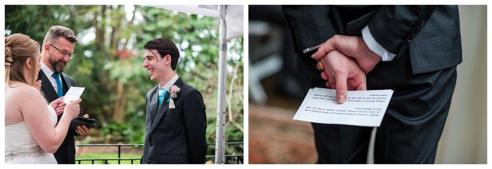 Wedding Ceremony Wanneroo Botanic Gardens