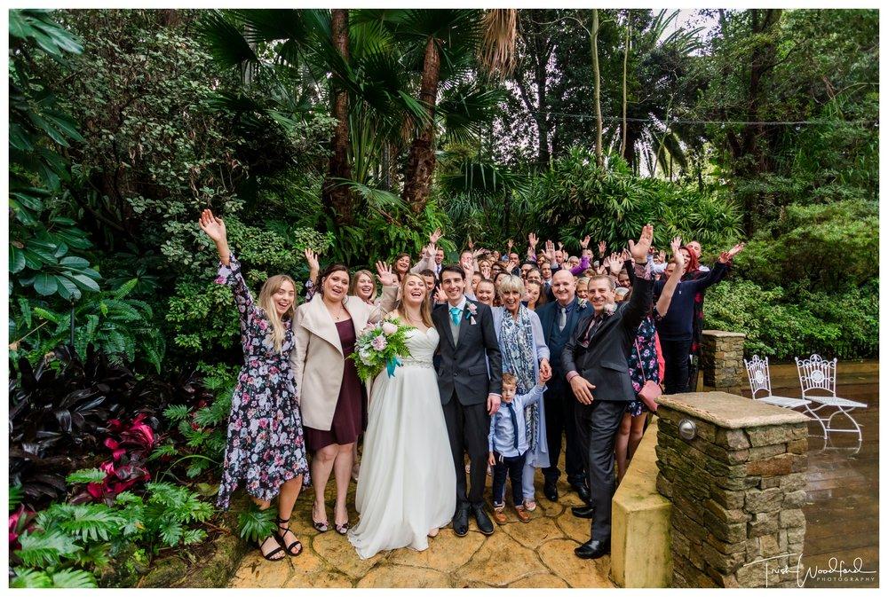 Wanneroo Botanic Gardens Wedding