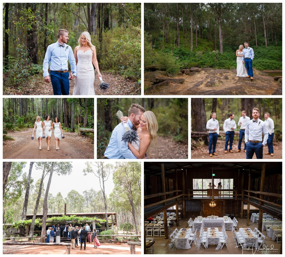 Nanga Bush Camp Wedding