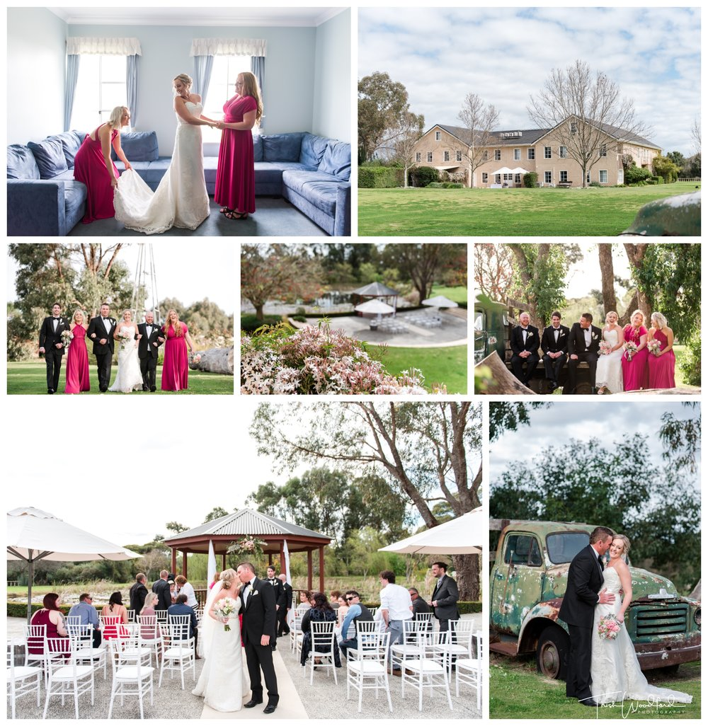Peel Manor House Wedding