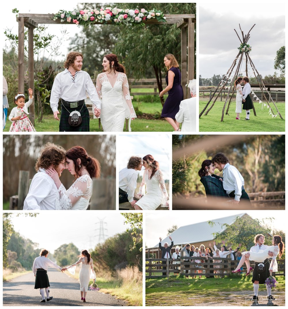 Baldivis Farm Stay Weddings