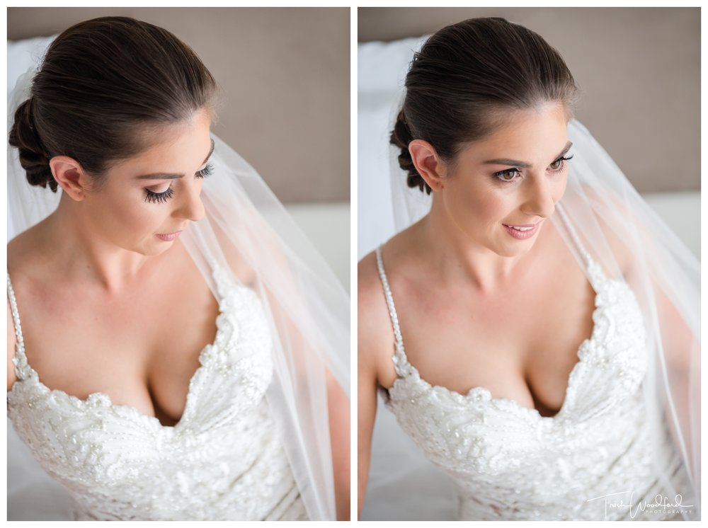 Bride Portrait Mandurah Wedding