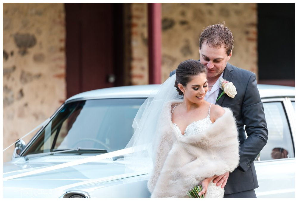 Bride and Groom Photo Mandurah Wedding